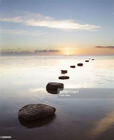 Wasser Und Steine - stepping stones water at stock photo getty