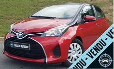 Toyota Yaris Hybride 100h Voiture D Occasion