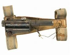 pistol sleeve scarce e carlstrom sleeve pistol