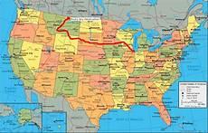Exkursion In Ein Indianerreservat In Montana Usa
