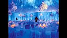 wonderful winter wonderland wedding decorations youtube