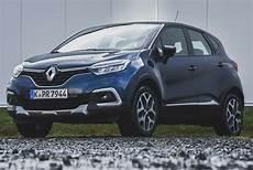 Renault Captur 2017 Im Test Alltagstest Technische