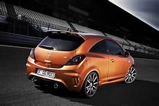 opel corsa opc nurburgring edition comes home for big