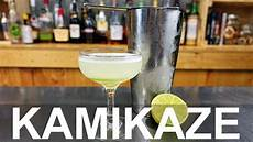 kamikaze cocktail recipe youtube