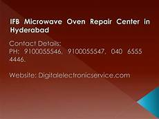 ppt ifb microwave oven repair center in hyderabad powerpoint presentation id 7477964