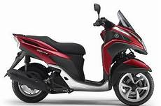 Yamaha Tricity News And Reviews Top Speed