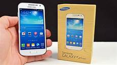 samsung galaxy s4 mini unboxing review