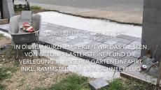 pflastersteine selber gießen betonstein pflastersteine selber machen und verlegen diy