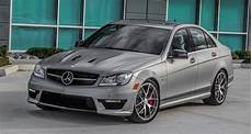 C63 Amg 2014 2014 C63 Amg Edition 507 Sedan And Coupe Going Out With V8