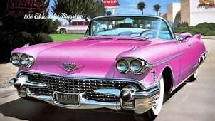 Bruce Springsteen Pink Cadillac Original  YouTube