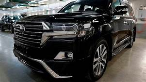 2019 Toyota Land Cruiser Review Price Redesign  Specs