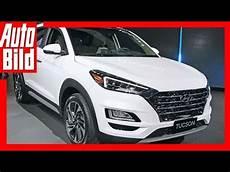 Hyundai Tucson Facelift Nyias 2018 Sitzprobe Review
