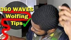 Coarse Hair Waver