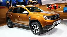 Duster Dacia 2018 - 2018 dacia duster see the changes side by side