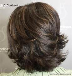 the bedhead 70 brightest medium length layered haircuts and hairstyles the trending