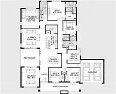 wide frontage house plans floor plan friday love the front verandah floor plans