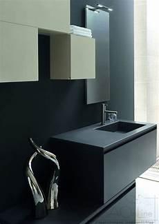ebay arredo bagno mobile arredo bagno moderno laminam nero perla zer10 ebay