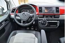 kostenloses foto volkswagen multivan t6 cockpit