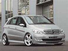 mercedes b 200 turbo technical details history