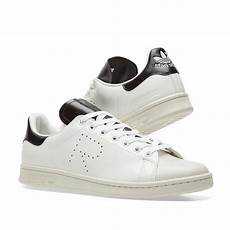 lyst adidas by raf simons stan smith in white