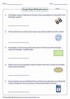 multiplication worksheet word problems 4677 multiplication word problems worksheets