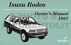 manual repair free 1999 isuzu hombre on board diagnostic system isuzu rodeo owners manual truthupload