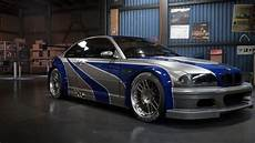 bmw m3 gtr nfs payback bmw m3 quot gtr quot gameplay