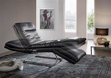 chaise longue relax absolute en cuir