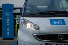 Car2go Smart Fortwos Hit 1 000 000 Electric Kilometers