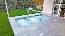 Mini Pool Im Garten - minipool geht auch auf dem dach schwimmbad de