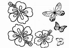 Ausmalbilder Blumen Schmetterlinge Malvorlagen Schmetterling 4 Malvorlagen Ausmalbilder