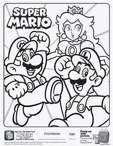 Malvorlagen Mario Hd Malvorlage Mario Das Beste Luigi Ausmalbilder