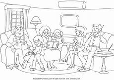 family coloring worksheets for kindergarten 12915 family coloring sheet turtle diary