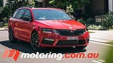 2018 Skoda Octavia Rs 245 Review Motoring Au