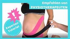 In Der Schwangerschaft - theramaid tapeanleitung schwangerschaft hilfe bei