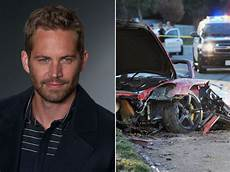 Paul Walker Dead At 40 Say Speed A Factor In Fiery