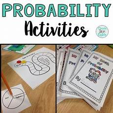 probability worksheets year 1 5925 probability unit for and second grade by create explore