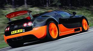 Bugatti Veyron Super Sport  Luxury Machine