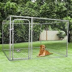 chenil pour chien en kit grillag 233 3x3 m pas cher id market