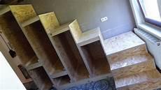 regal treppe selber bauen caseconrad