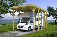 Caravan Carport Bausatz Skanholz 171 Friesland Caravan