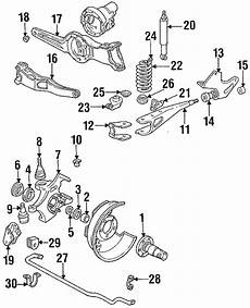 1995 Ford F 150 Bushing Arm 4 Wheel Drive 4wd 4wd F150