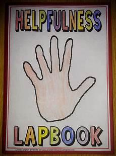 iman s home school helpfulness lapbook