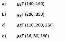 ggt und kgv 220 bungen berechne ggt und kgv mit