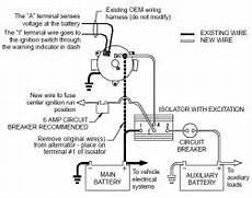 wiring diagram for deka dw08771 battery isolator etrailer com