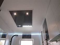 Plameco Spanndecken Im Badezimmer Badezimmerdecke