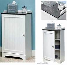 Bathroom Table Storage by White Floor Cabinet Toiletry Cleaners Towel Storage