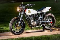 yamaha sr 500 racing caf 232 yamaha sr 500 tracker by mule motorcycles