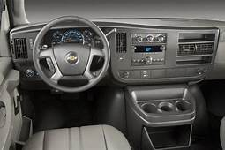 2019 Chevrolet Express Passenger Van Review Trims Specs