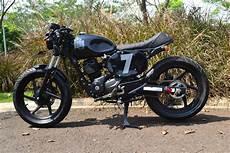 Biaya Custom Motor by Biaya Modif Motor Custom Bobber Customotto